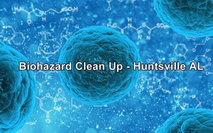 Biohazard Clean Up - Huntsville AL
