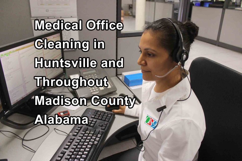 Medical Facility Janitorial Cleaning in Madison County