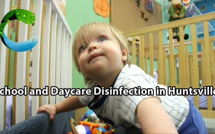 School and Daycare Disinfection in Huntsville