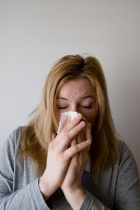 Curbing colds and flu