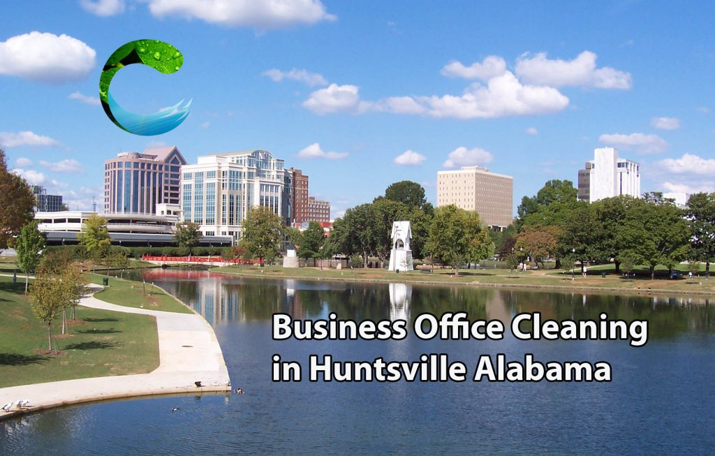 Business Office Cleaning in Huntsville Alabama