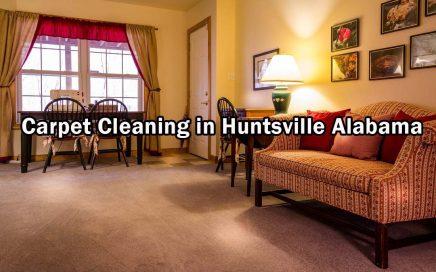 Carpet Cleaning In Huntsville