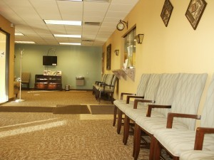 medical office cleaning in huntsville - doctor office