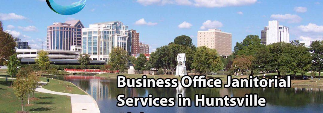 Office Janitorial in Huntsville AL