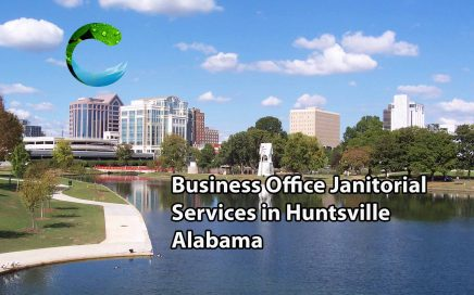 Office Janitorial in Huntsville AL