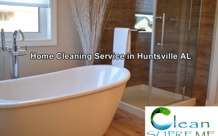 Home Cleaning Service in Huntsville AL