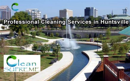 Professional Cleaning Services in Huntsville
