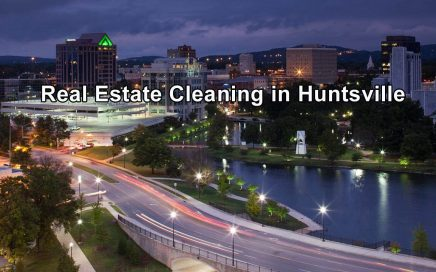 Real Estate Cleaning in Huntsville