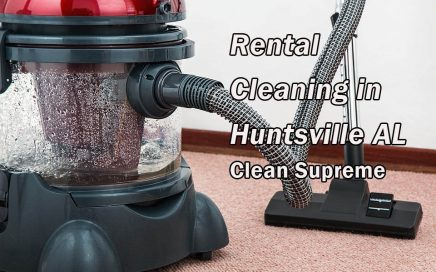 Rental Cleaning in Huntsville AL