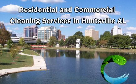 Cleaning Services in Huntsville AL