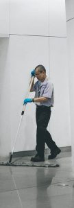 Huntsville Janitorial Services - Floors and bathrooms are our specialty