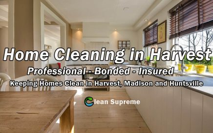 Home Cleaning in Harvest AL