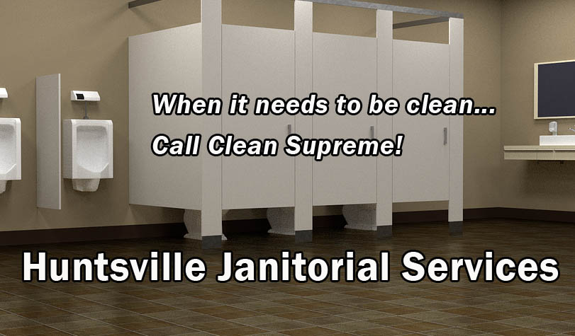 Huntsville Janitorial Services