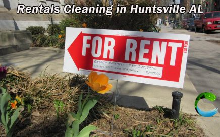 Rentals Cleaning in Huntsville AL