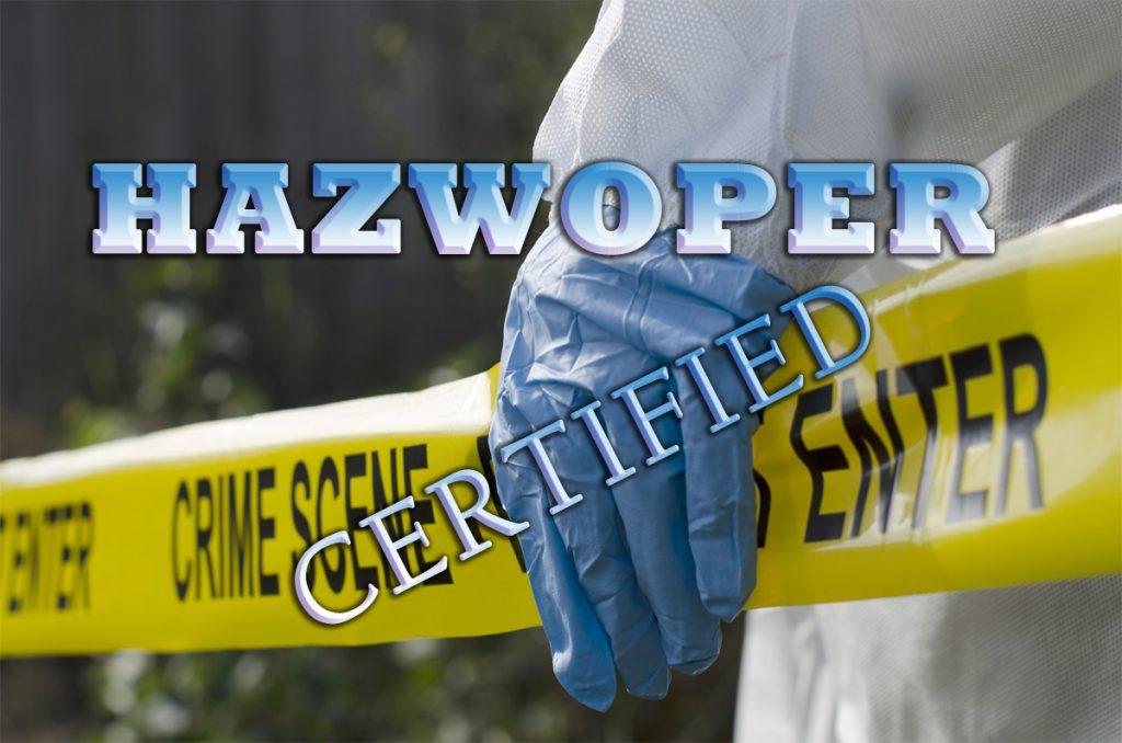 Business Janitorial in Huntsville - HAZWOPER Certified