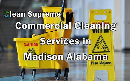 Commercial Cleaning Services in Madison AL