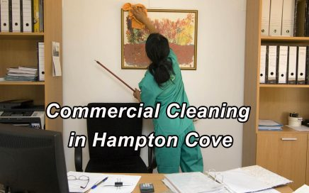 Commercial Cleaning in Hampton Cove