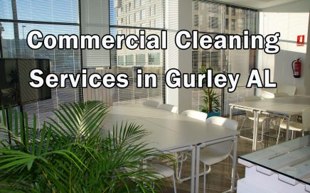 Commercial Cleaning Services in Gurley