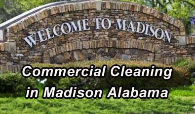 Commercial Cleaning in Madison