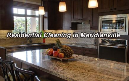 Residential Cleaning in Meridianville