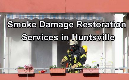 Smoke Damage Restoration Services in Huntsville - Clean Supreme