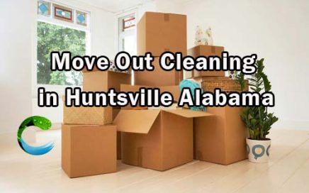 Move Out Cleaning in Huntsville AL