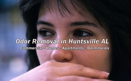 Odor Removal in Huntsville Alabama