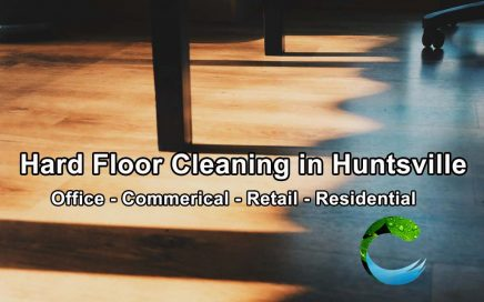 Hard Floor Cleaning in Huntsville AL