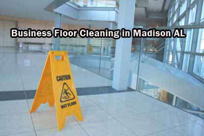 Business Floor Cleaning in Madison AL - office floor cleaning