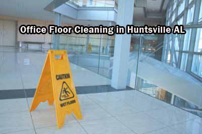 Office Floor Cleaning in Huntsville - office floor cleaning