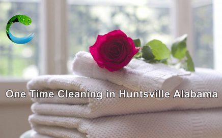 One Time Cleaning in Huntsville Alabama