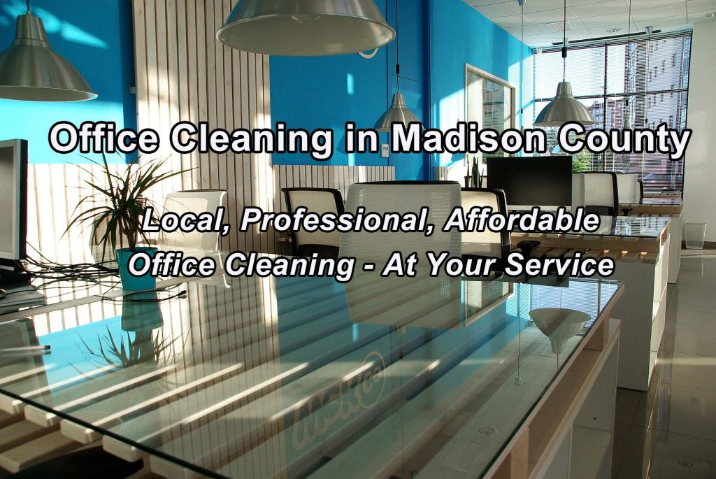 Office Cleaning in Madison County AL 3