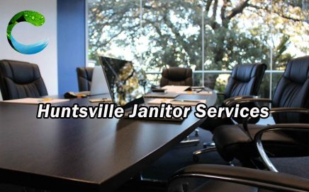 Huntsville Janitor Services