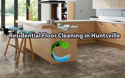 Residential Floor Cleaning in Huntsville
