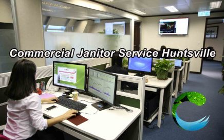 Commercial Janitor Service Huntsville