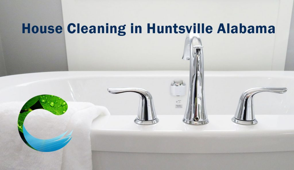 Huntsville Residential Cleaning - Bathrooms and Kitchens