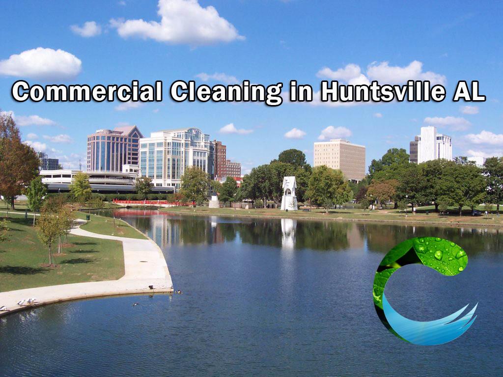 Commercial Cleaning in Huntsville AL