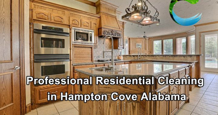 Residential Cleaning Service in Hampton Cove