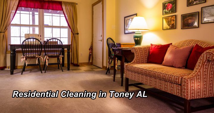 Residential Cleaning in Toney AL