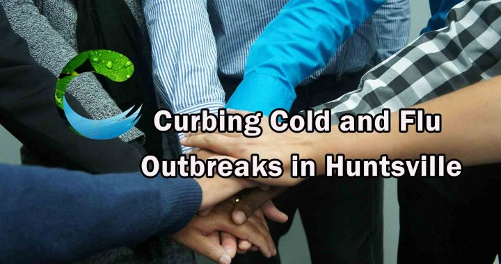 Curbing Cold and Flu Outbreaks in Huntsville