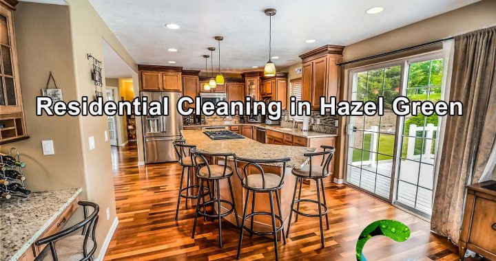 Residential Cleaning in Hazel Green - Clean Supreme