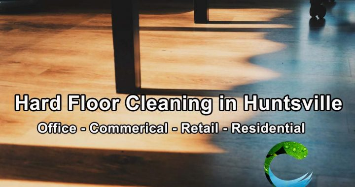 Hard Floor Cleaning in Huntsville AL