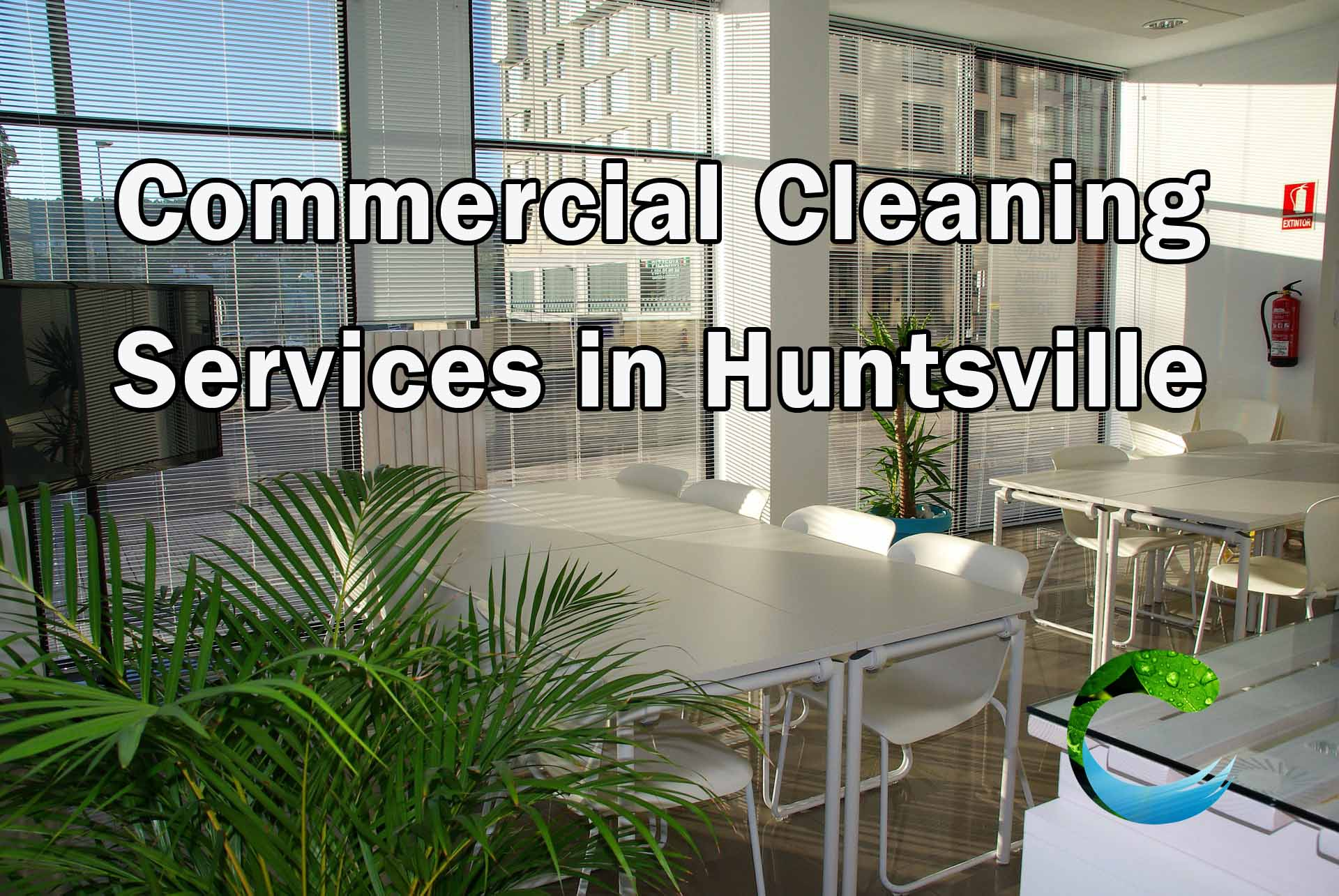 Commercial Cleaning Huntsville
