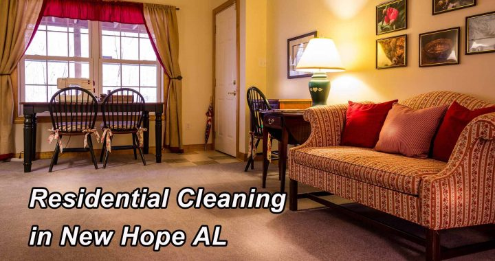 Residential Cleaning in New Hope AL