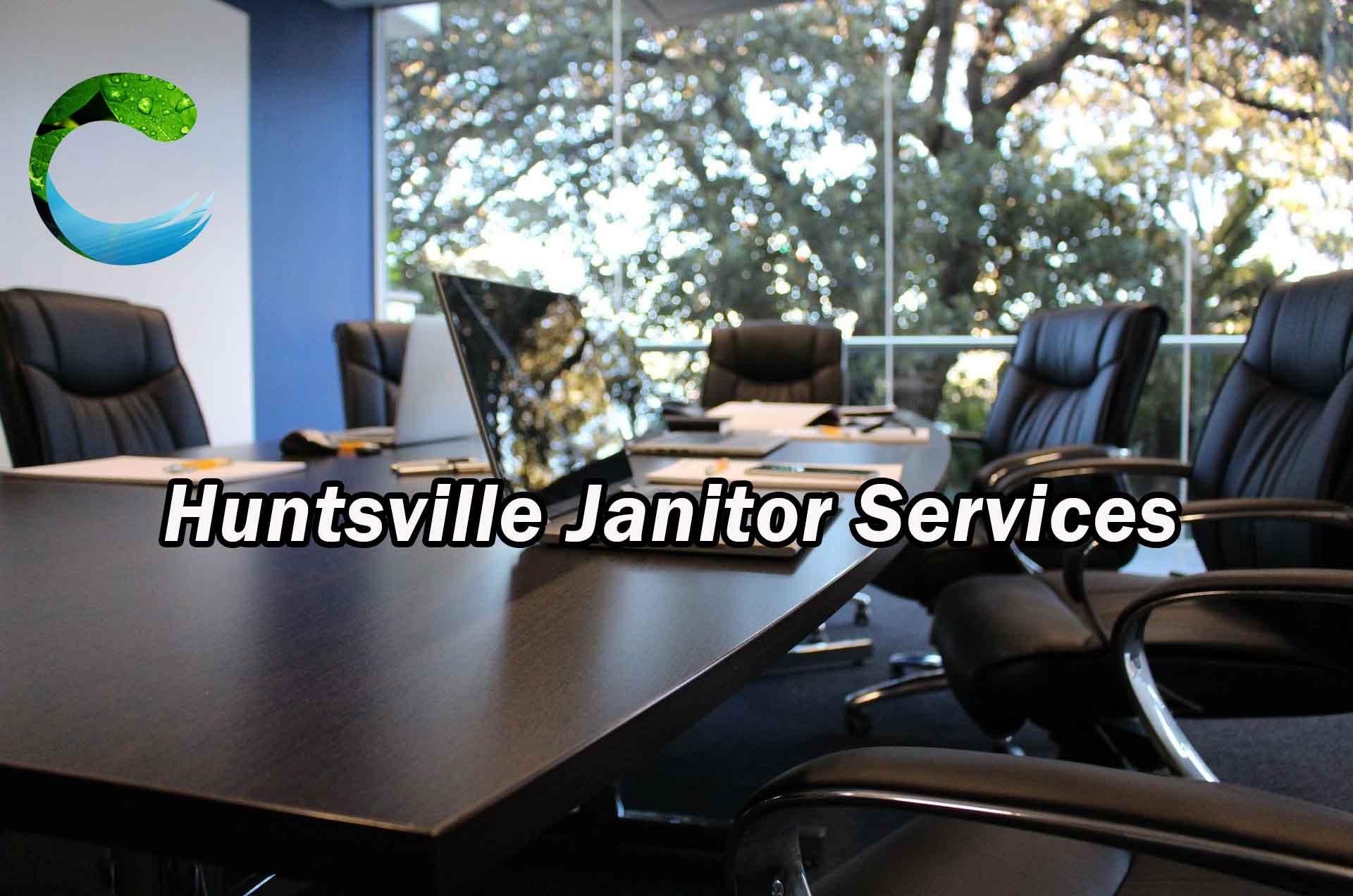 Huntsville Janitor Services