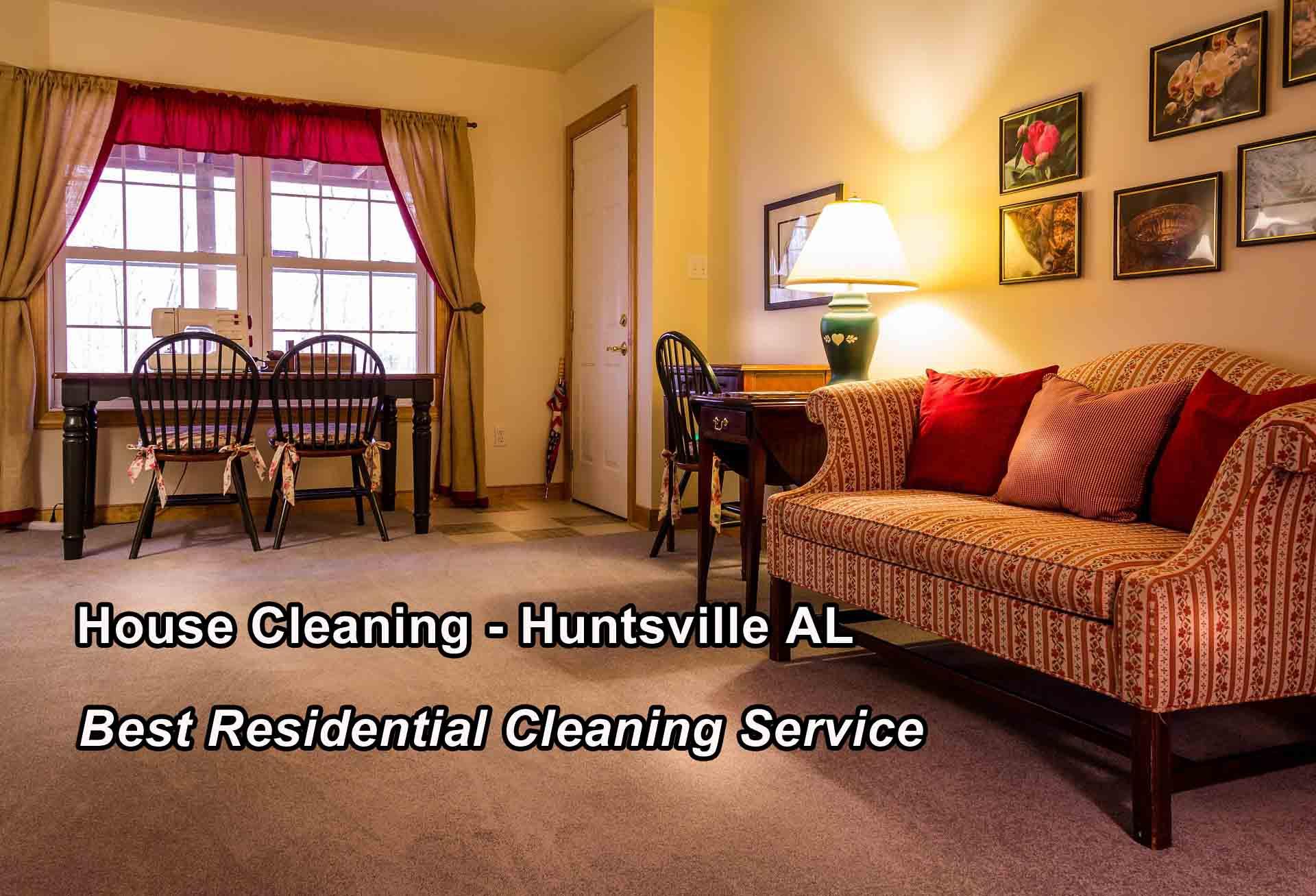 House Cleaning - Huntsville AL